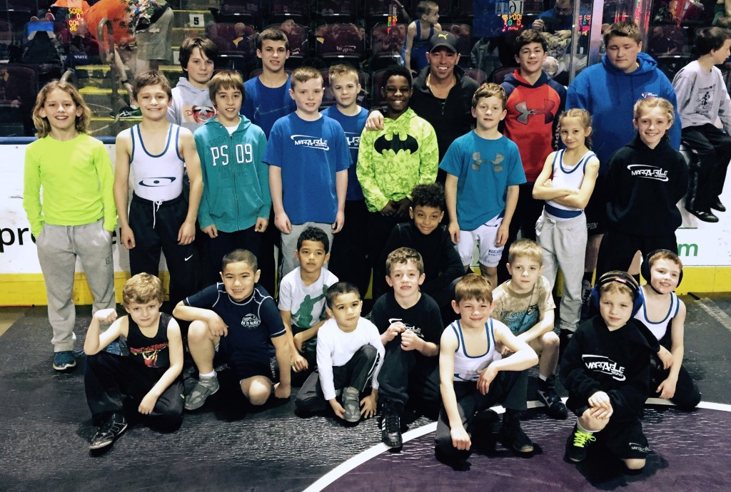 2016 Marshwoods New England Youth Classic Wrestling Tournament