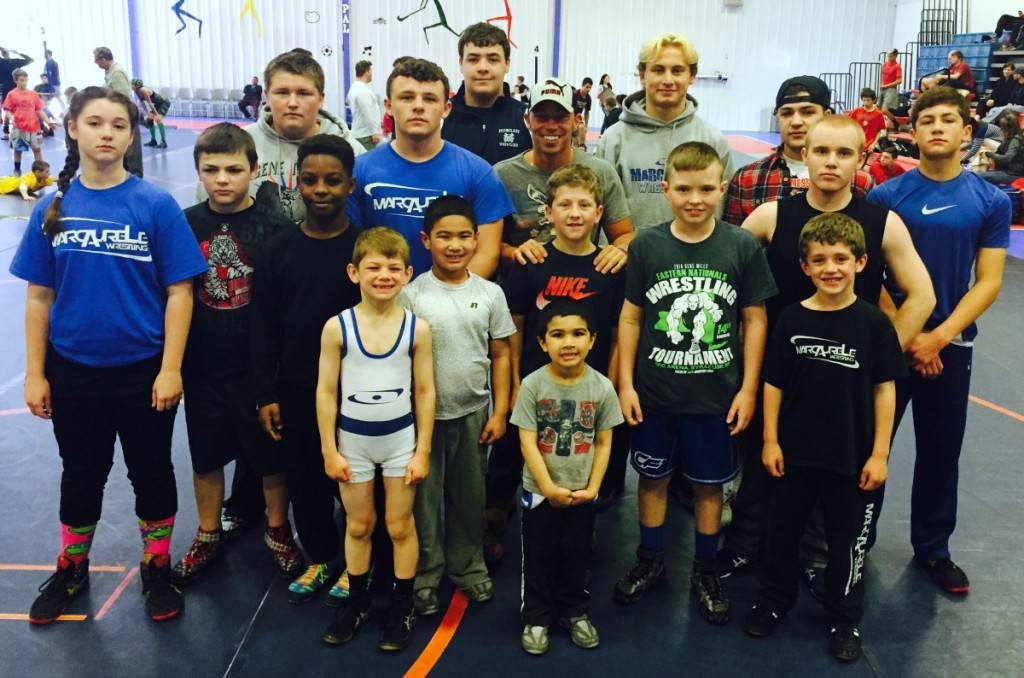 Danbury Freestyle and Greco Wrestling Tournament