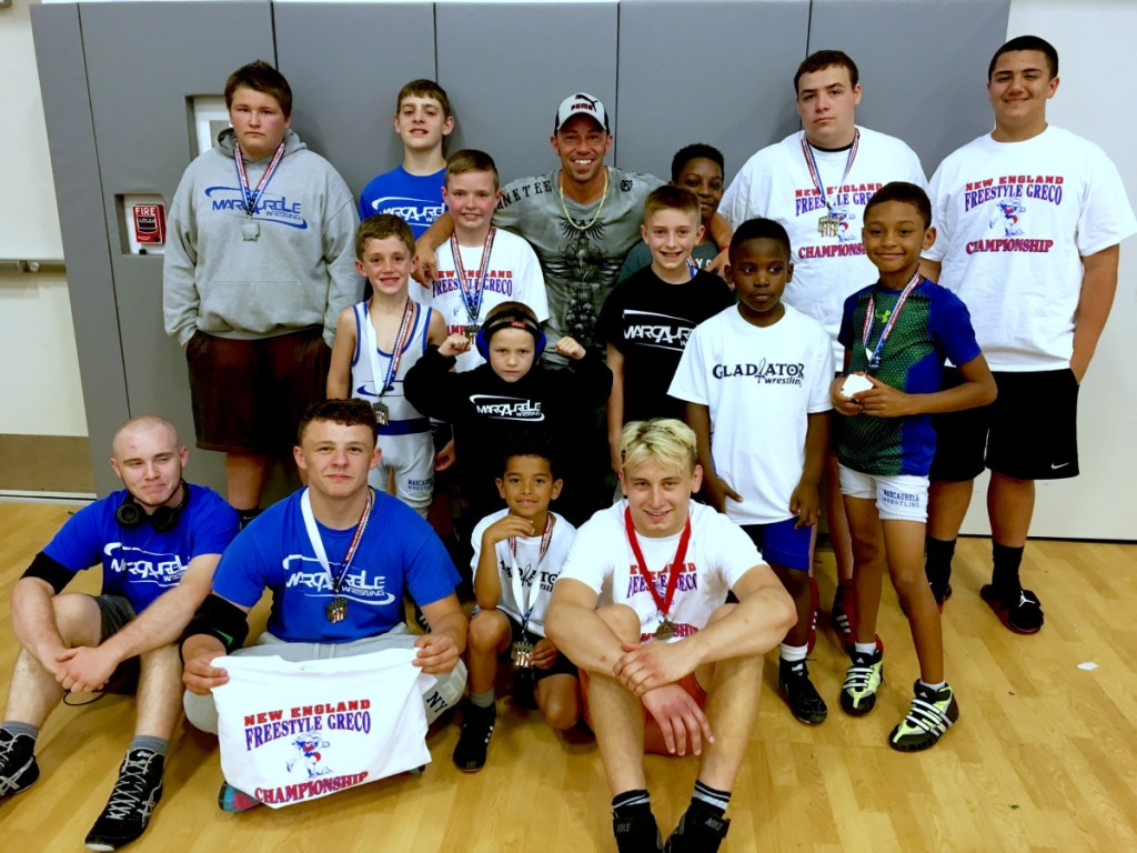 Bristol Freestyle and Greco Tournament
