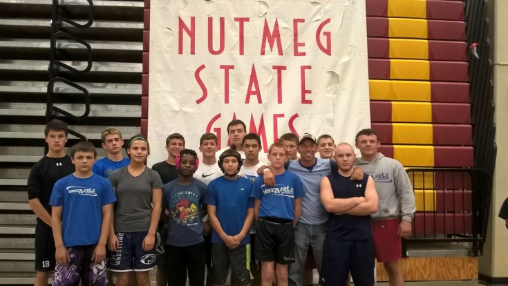 Connecticut Nutmeg Games 2016