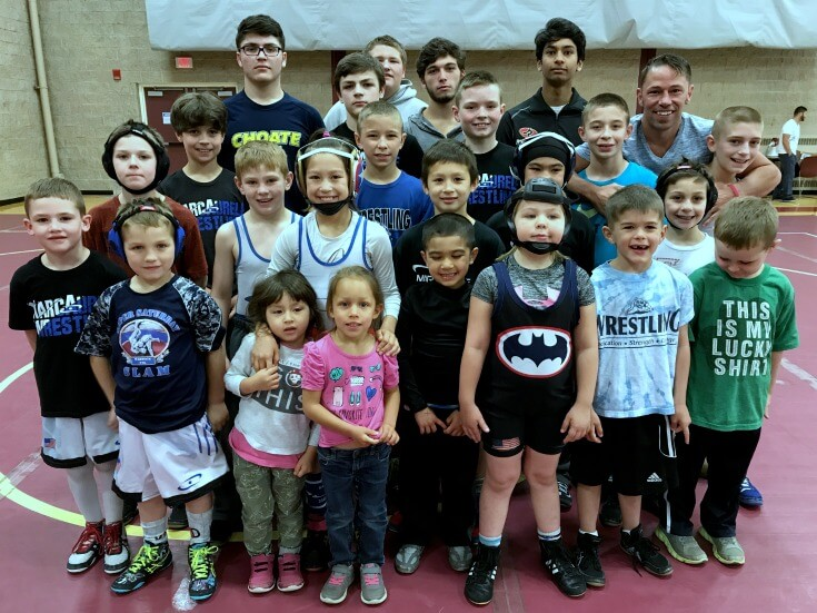 STCC Summer Slam Wrestling Results
