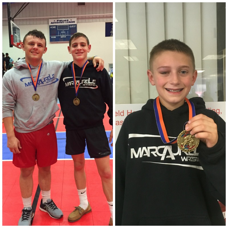 CT Hall of Fame Folkstyle Tournament - Danbury