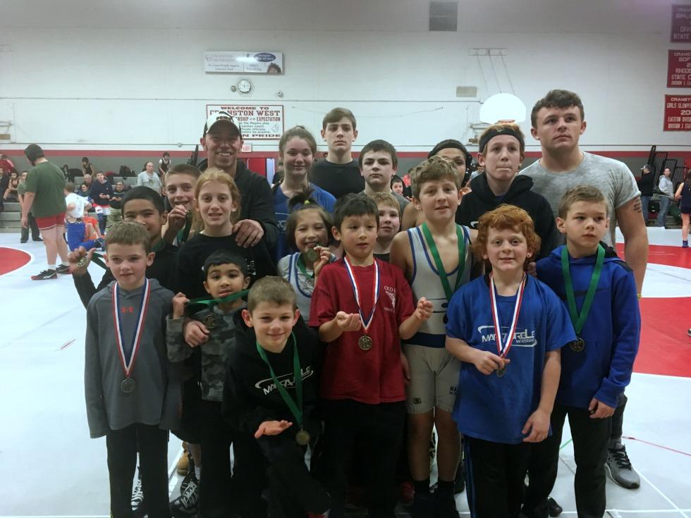 Cranston Rhode Island Takedown Tournament