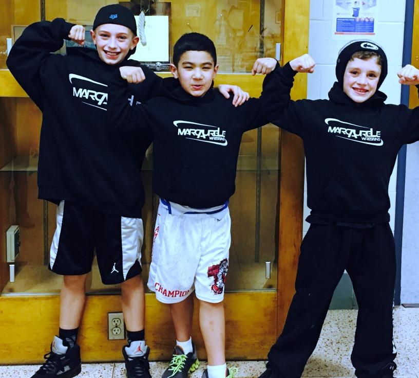 Ledyard youth wrestling tournament