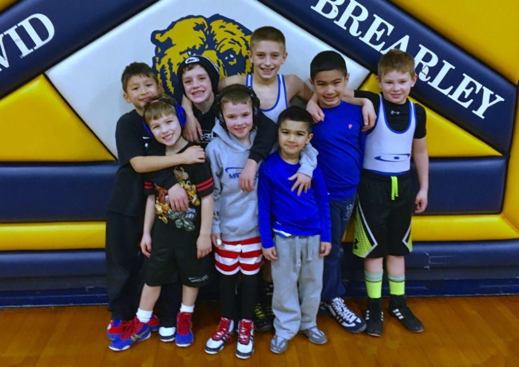 Kenilworth golden bears wrestling tournament NJ