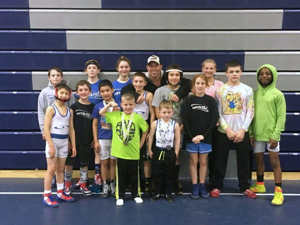 Westerly wrestling tournament January 2017
