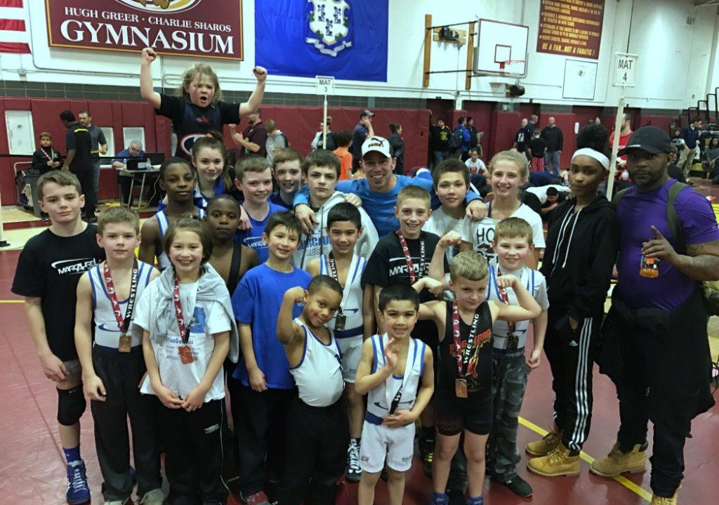 South Windsor wrestling tournament