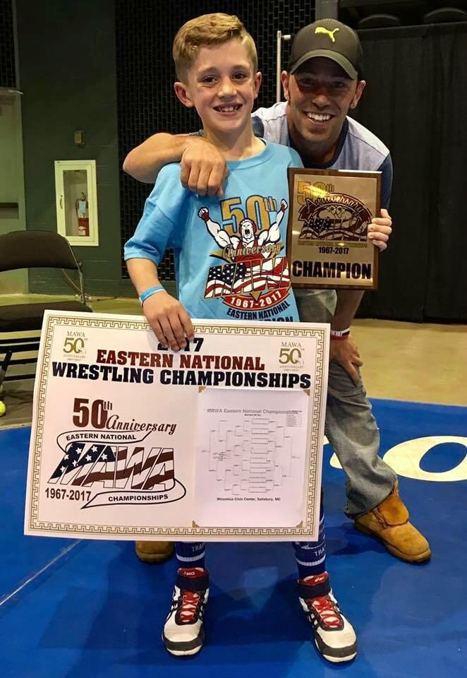 MAWA Southern Regional Championship Champion
