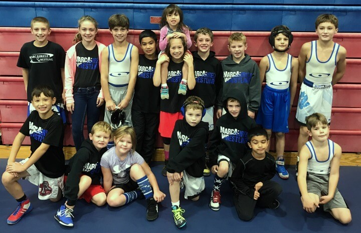Danbury CT Wrestling Tournament 1