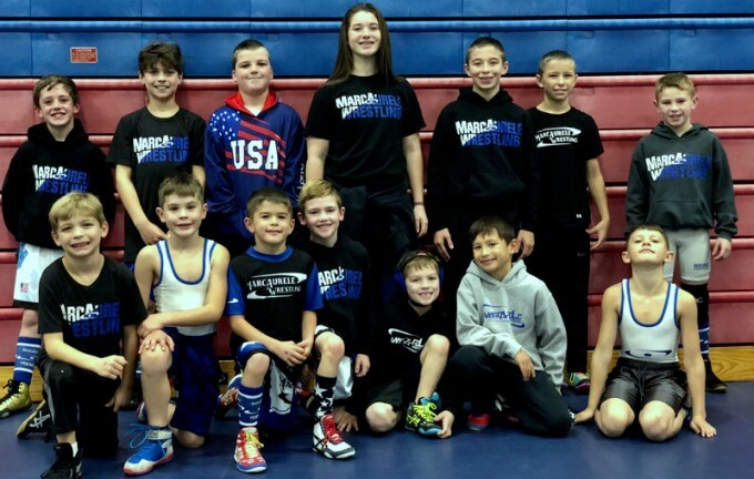 Danbury Veteran's Day Wrestling Tournament