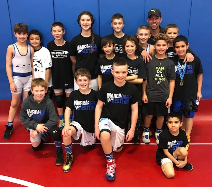 North Providence youth wrestling tournament
