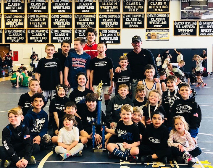 Ledyard wrestling tournament
