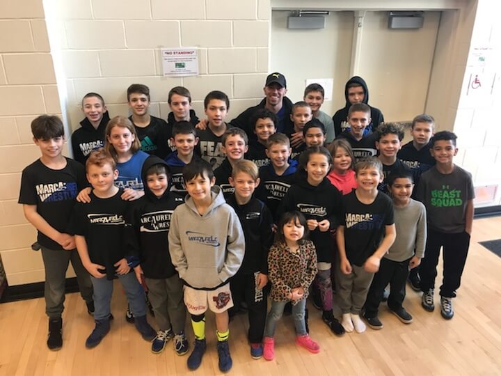 Killingly Youth Wrestling Regionals